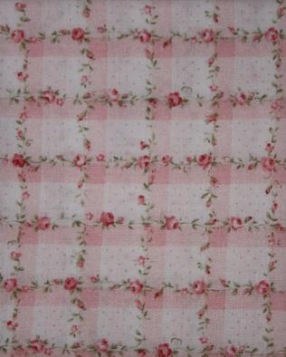 Lecien Stoff, Durham, rosa
