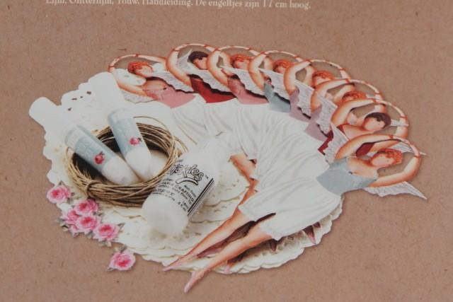 Tilda Vintage Angels