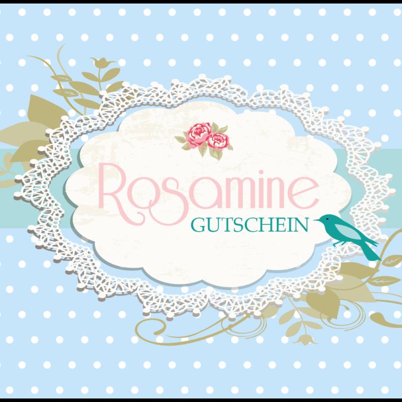 Rosamine Home Gutschein