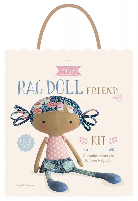Tilda Material-Set Rag Doll