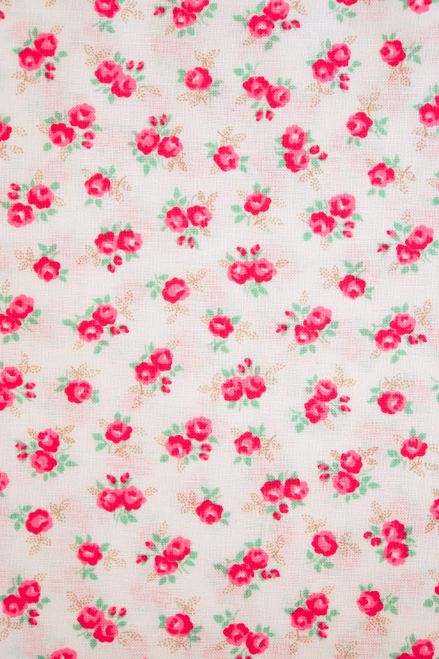 Moda Stoff Sweet Floral