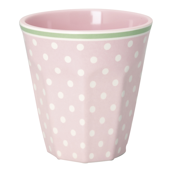 GreenGate Becher Spot pale pink