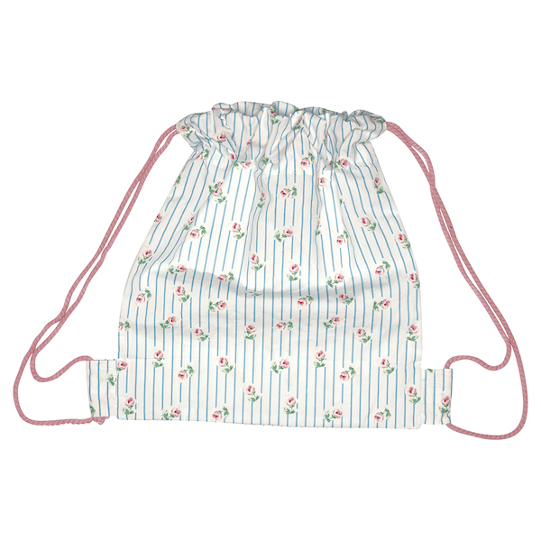 GreenGate Beuteltasche Lily white