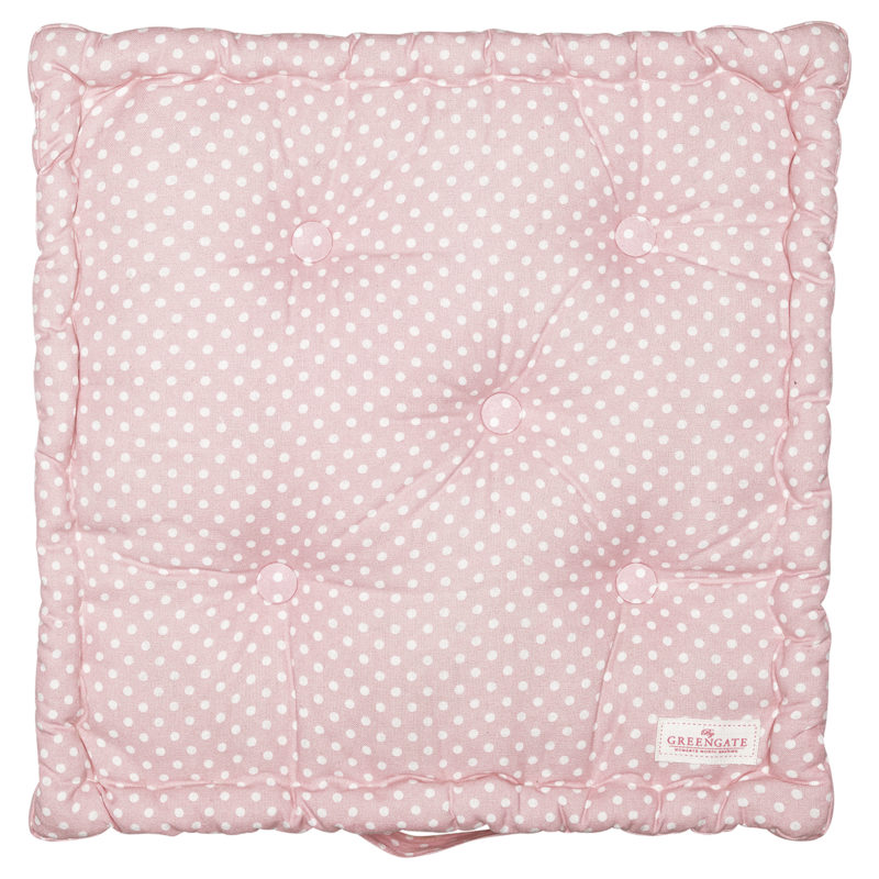 GreenGate Bodenkissen Spot pale pink