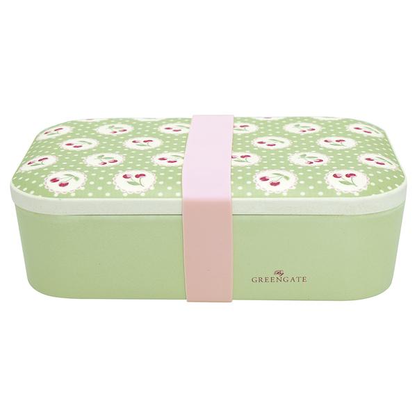 GreenGate Lunchbox, Cherry berry green