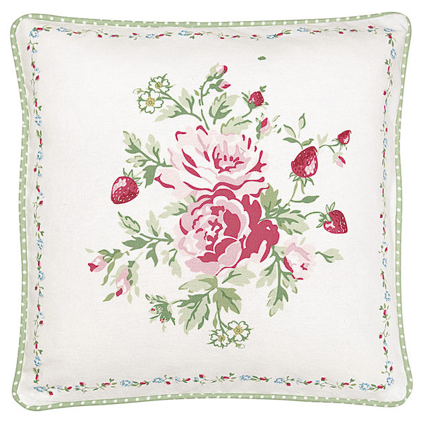 GreenGate Kissen Mary white