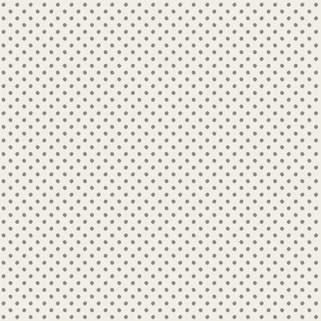 Tilda Stoff Tiny Dots, grey