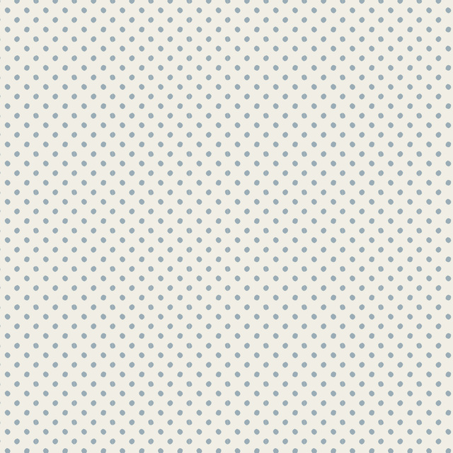 Tilda Stoff Tiny Dots, light blue