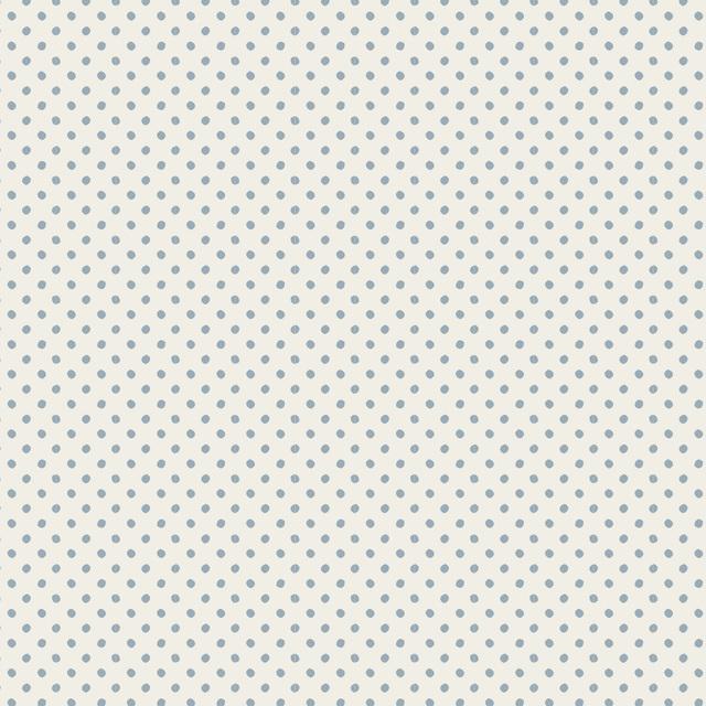 Tilda Stoff Tiny Dots, light blue
