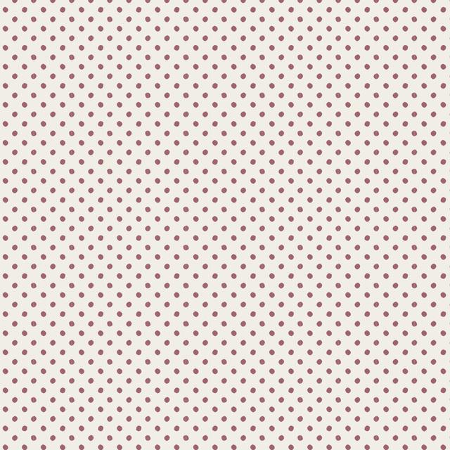 Tilda Stoff Tiny Dots, pink
