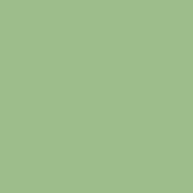 Tilda Stoff uni, fern green