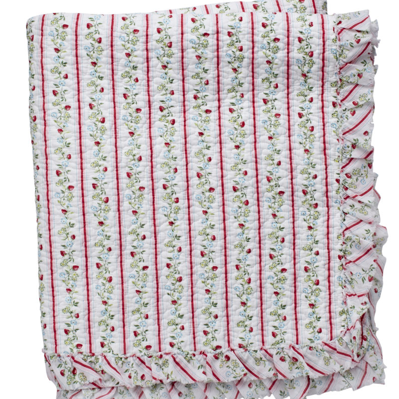 GreenGate Quiltdecke Gloria Limited Edition