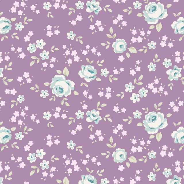 Tilda Stoff, Eliza mauve lilac