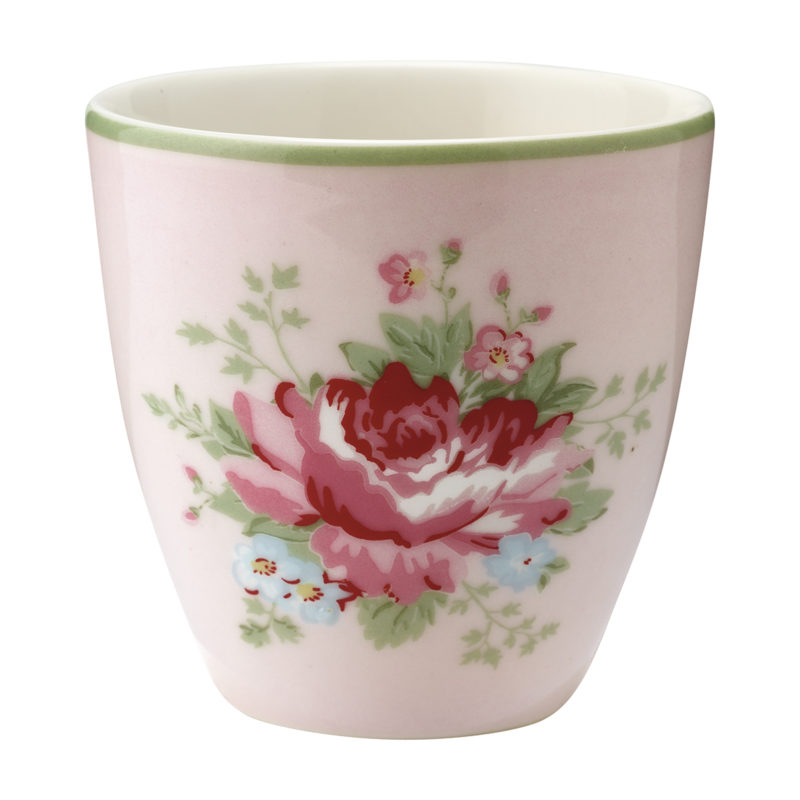 GreenGate Espressotasse, Aurelia pale pink