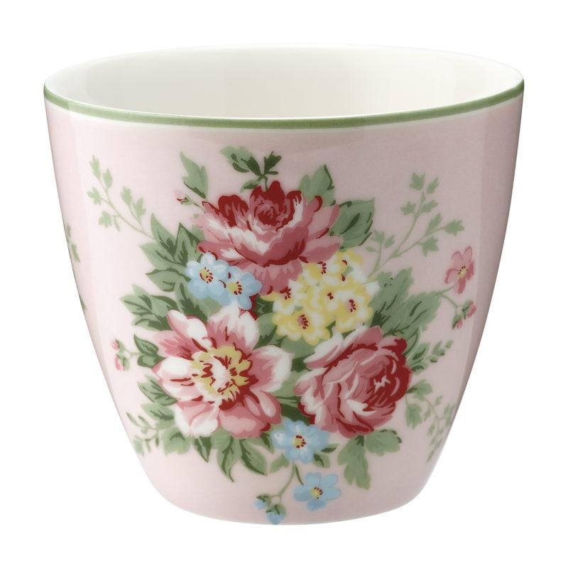 GreenGate Latte Cup, Aurelia pale pink