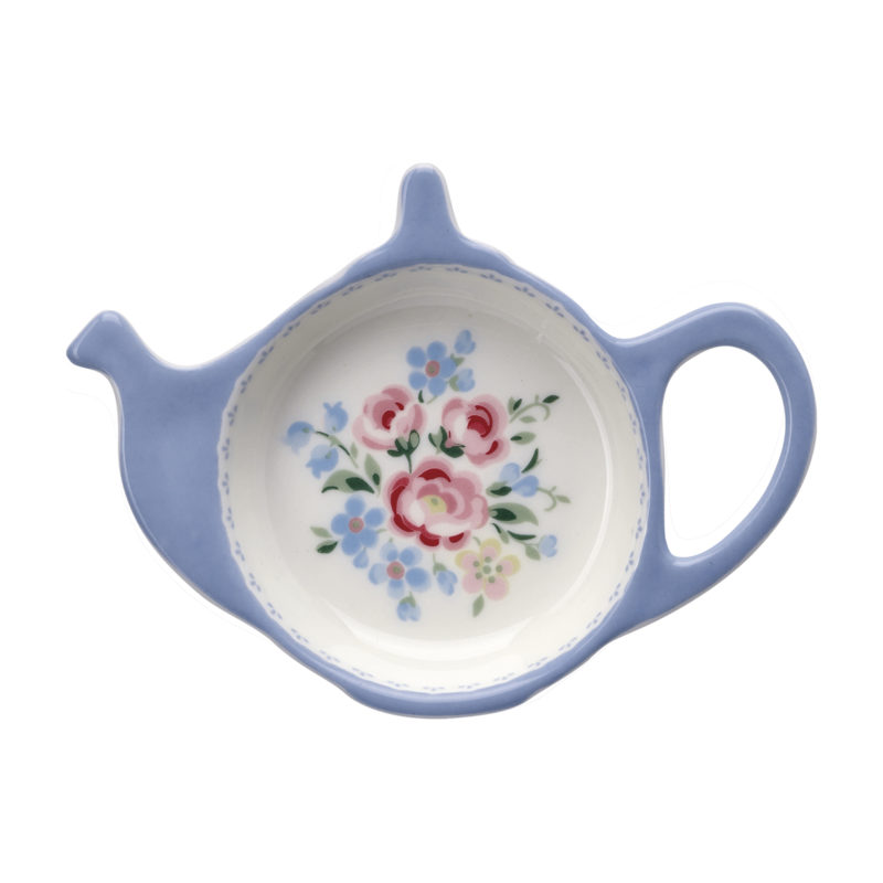 GreenGate Teebeutelablage, Nicoline dusty blue