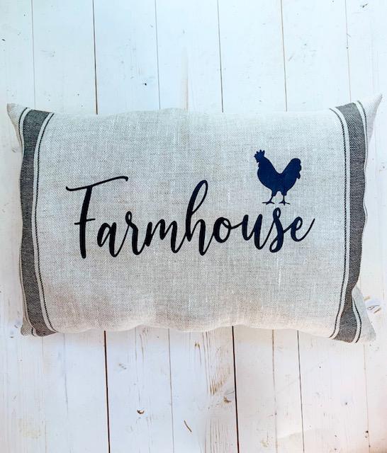 Farmhouse Kissen